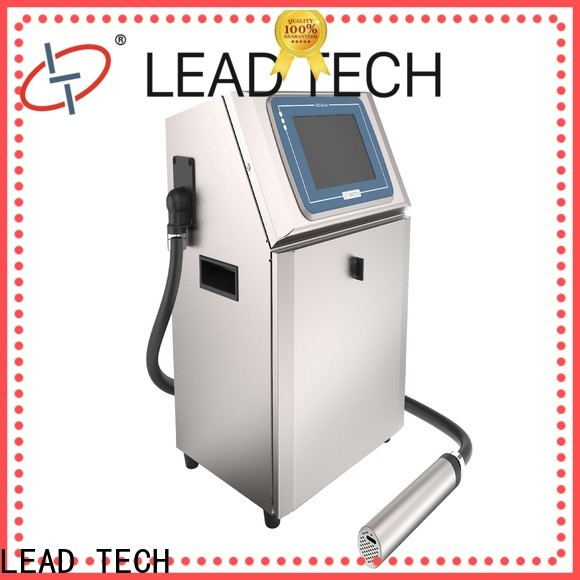 innovative leadtech coding professtional for daily chemical industry printing