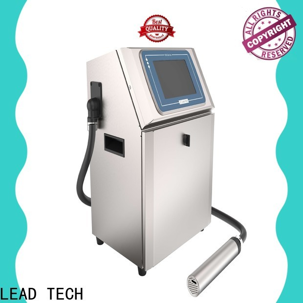 LEAD TECH leadtech coding Suppliers for tobacco industry printing
