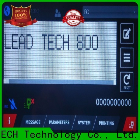LEAD TECH leadtech coding Supply for beverage industry printing