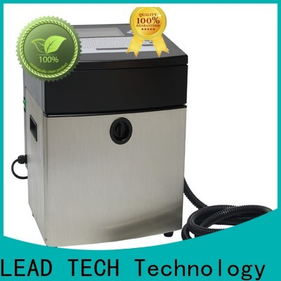 LEAD TECH Latest leadtech coding for business for daily chemical industry printing