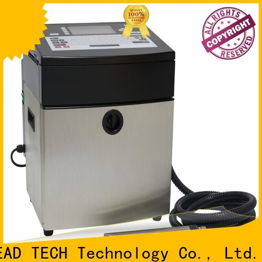 LEAD TECH innovative leadtech coding custom for drugs industry printing