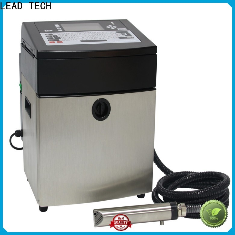 LEAD TECH dust-proof leadtech coding company for daily chemical industry printing