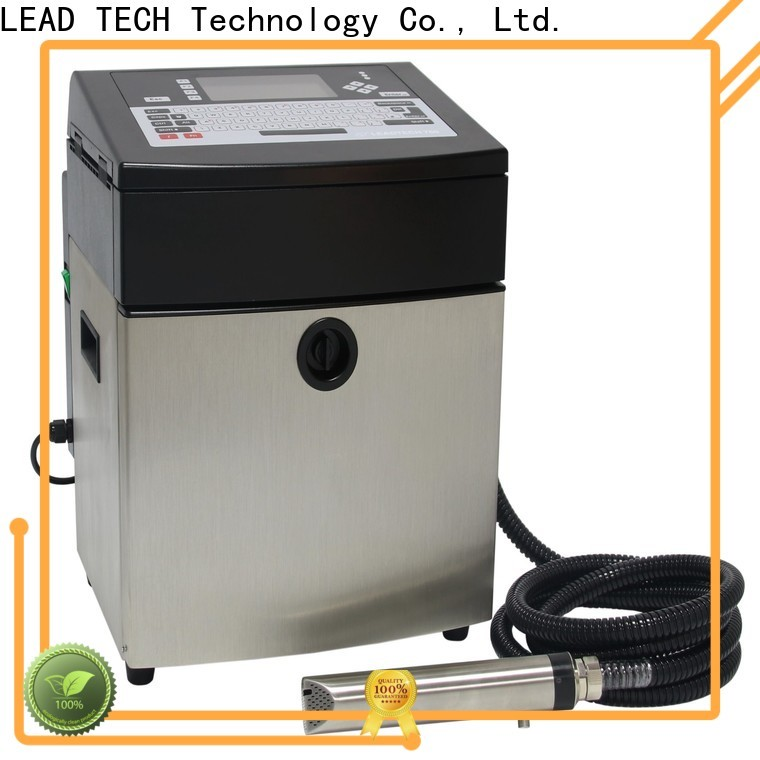 LEAD TECH leadtech coding company for daily chemical industry printing