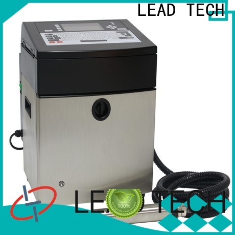 LEAD TECH dust-proof leadtech coding custom for pipe printing