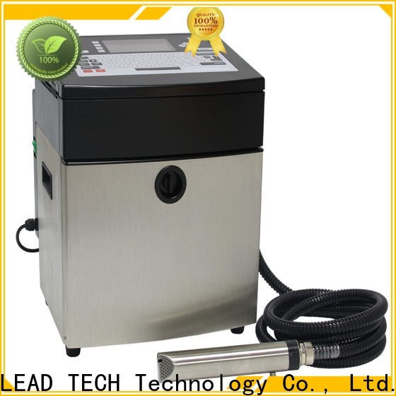 LEAD TECH dust-proof leadtech coding Supply for auto parts printing