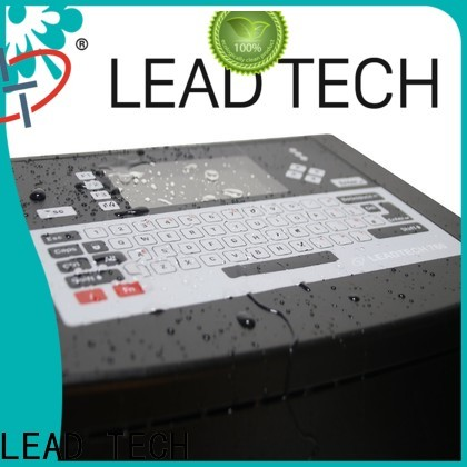 LEAD TECH dust-proof leadtech coding factory for building materials printing