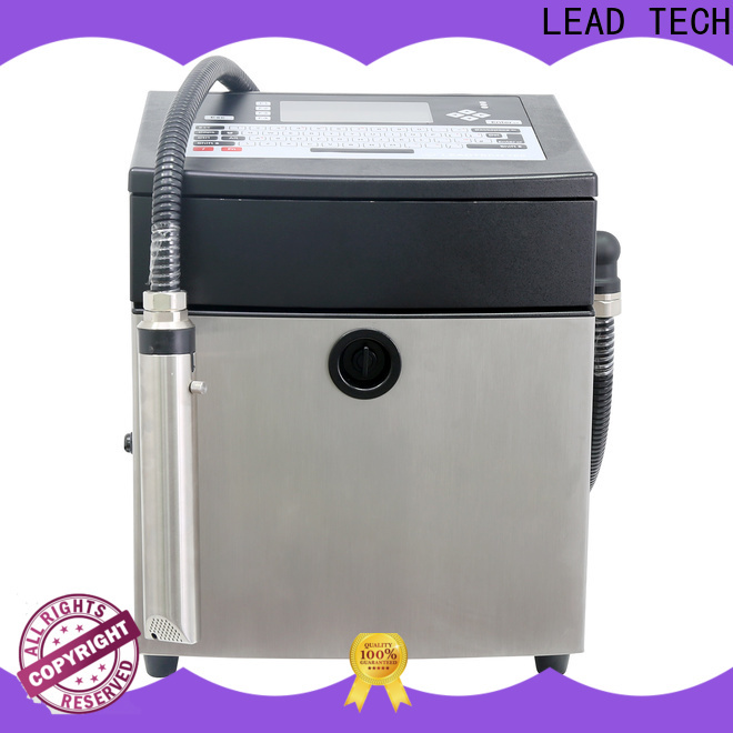 LEAD TECH dust-proof leadtech coding custom for auto parts printing