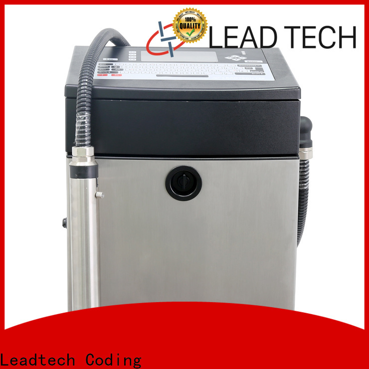 Custom leadtech coding Suppliers for auto parts printing