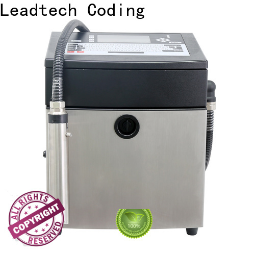 Leadtech Coding leadtech coding custom for daily chemical industry printing