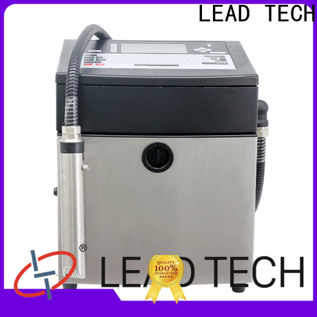 New leadtech coding company for daily chemical industry printing