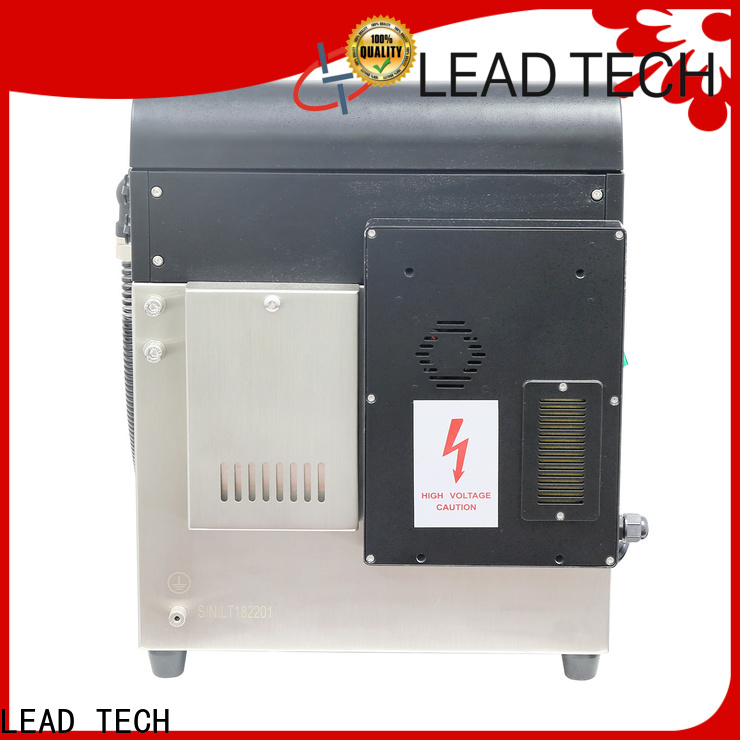 Top leadtech coding Supply for pipe printing