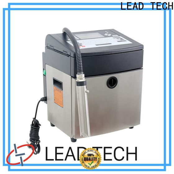 high-quality leadtech coding Supply for auto parts printing