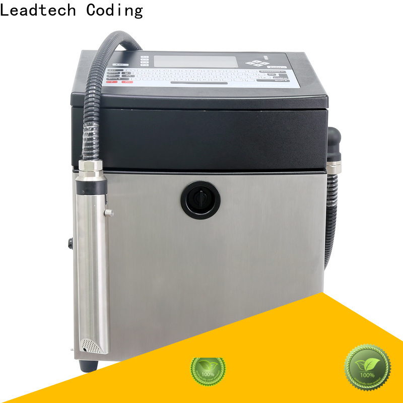 high-quality leadtech coding custom for building materials printing