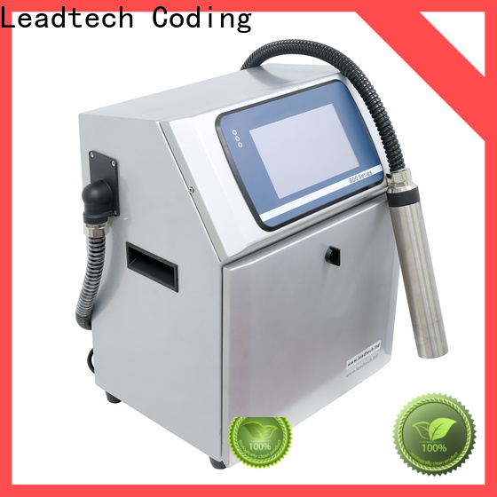 hot-sale leadtech coding custom for auto parts printing