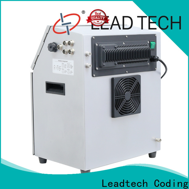 high-quality leadtech coding manufacturers for auto parts printing