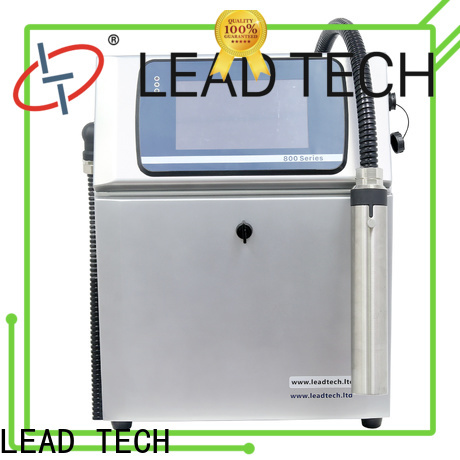 Leadtech Coding New leadtech coding company for food industry printing