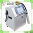 bulk leadtech coding manufacturers for daily chemical industry printing