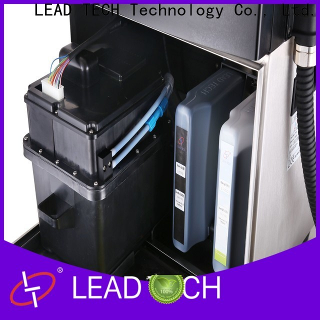 dust-proof leadtech coding professtional for auto parts printing