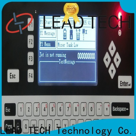 Leadtech Coding hot-sale leadtech coding factory for pipe printing