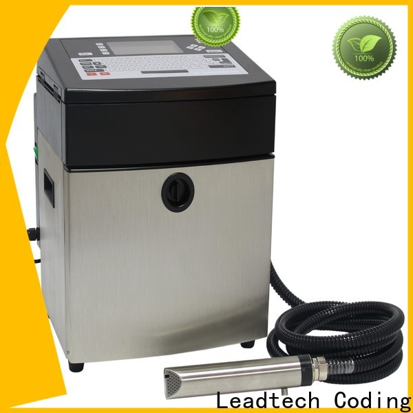 Leadtech Coding bulk leadtech coding factory for beverage industry printing