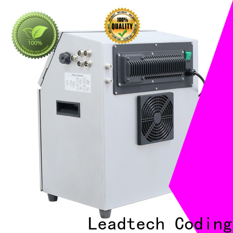 Leadtech Coding Latest leadtech coding manufacturers for beverage industry printing