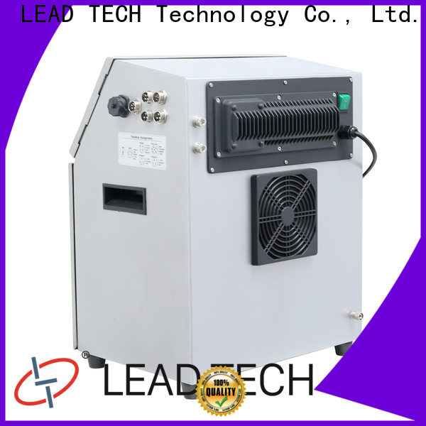 Leadtech Coding dust-proof leadtech coding Supply for pipe printing