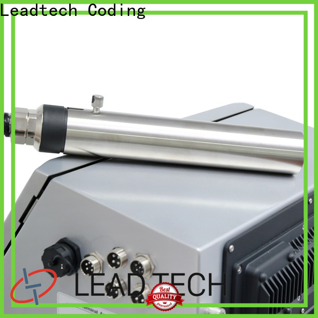 dust-proof leadtech coding company for tobacco industry printing