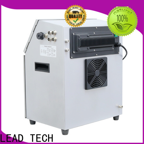 Best leadtech coding manufacturers for beverage industry printing