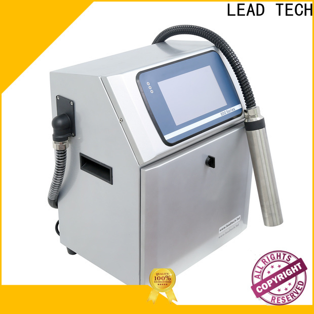 Leadtech Coding high-quality leadtech coding Supply for auto parts printing