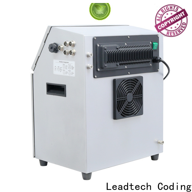 Leadtech Coding Best leadtech coding factory for food industry printing