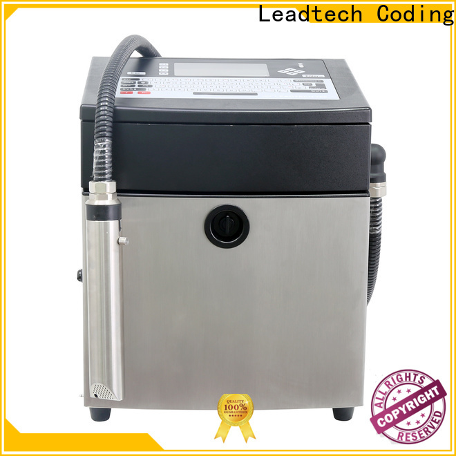 Leadtech Coding leadtech coding factory for daily chemical industry printing