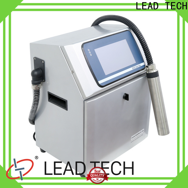High-quality leadtech coding factory for food industry printing