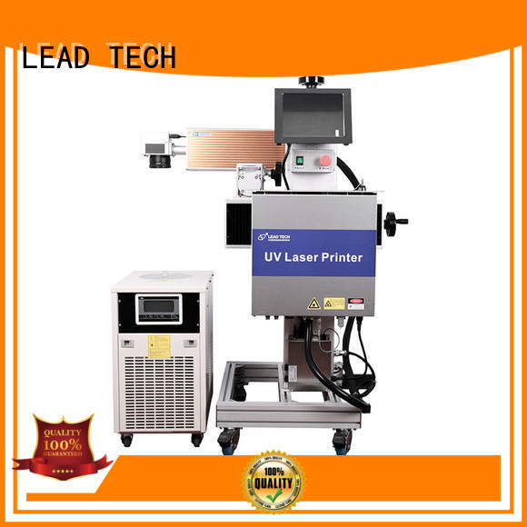 LEAD TECH dustproof laser printing machine promotional for sale