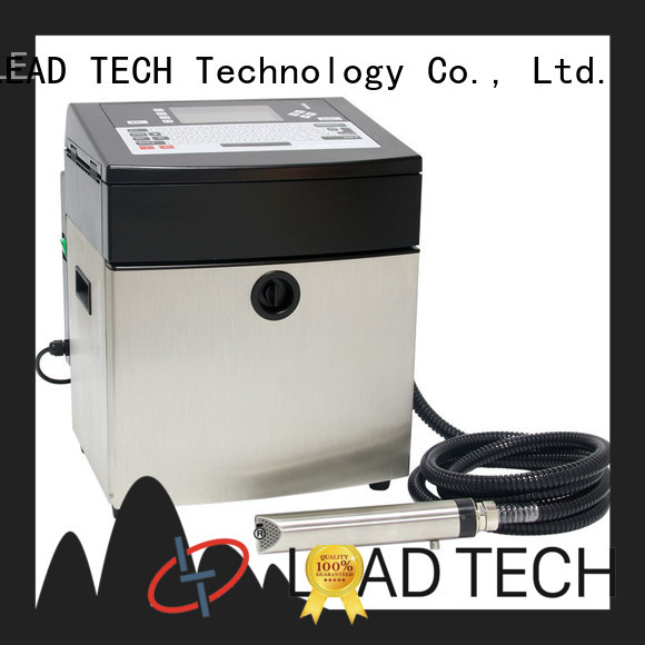 LEAD TECH inkjet printing machine custom reasonable price