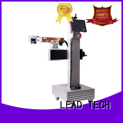 LEAD TECH comprehensive co2 laser machine for business for drugs industry printing