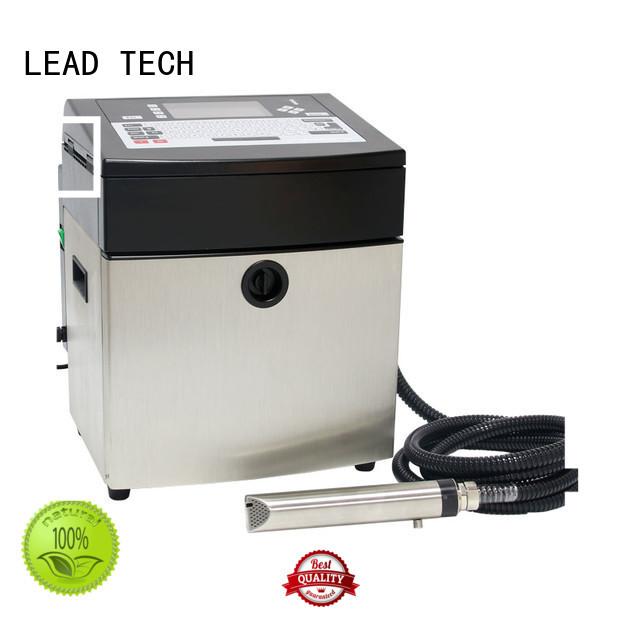 innovative inkjet batch coding machine good heat dissipation best workmanship