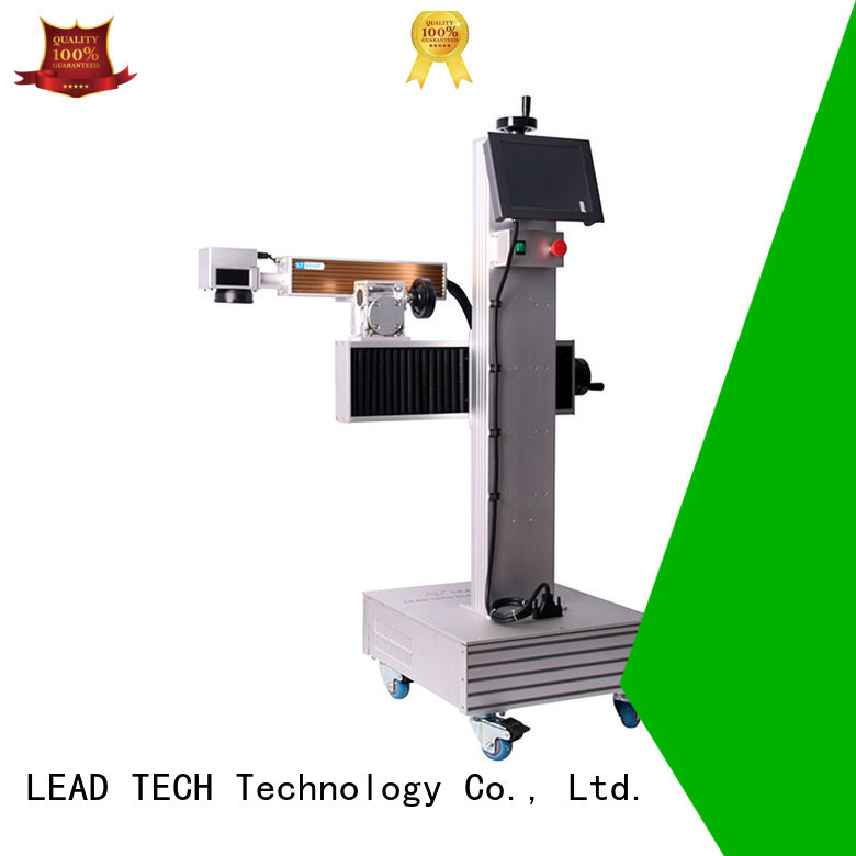 LEAD TECH laser marking machine promotional at discount