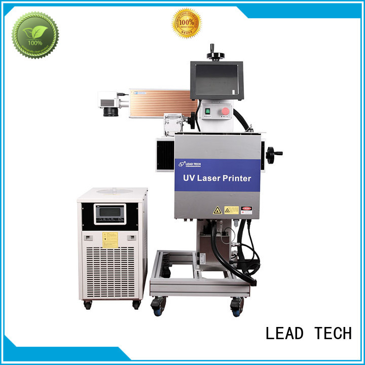 laser coding machine promotional top manufacturer LEAD TECH