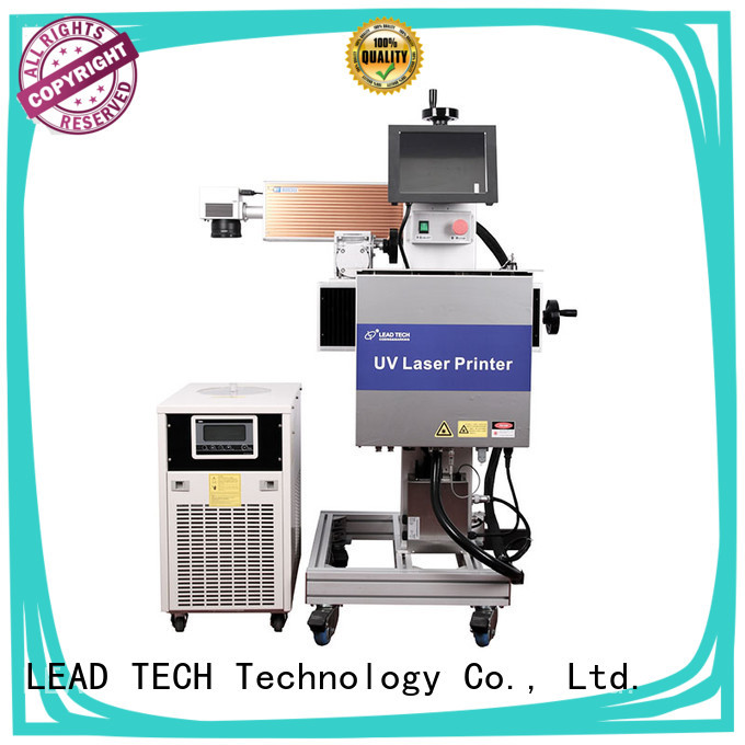 co2 laser machine easy-operated at discount LEAD TECH