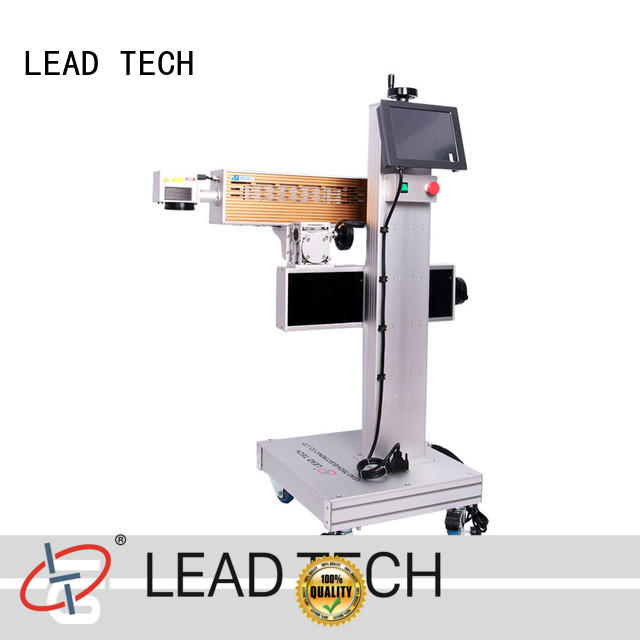 LEAD TECH comprehensive co2 laser machine high-performance for sale