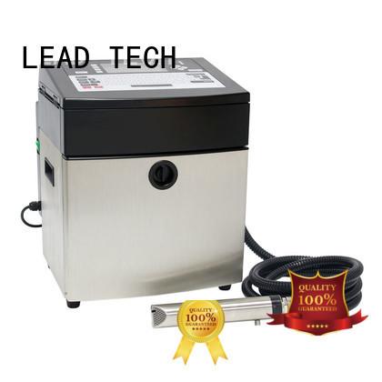LEAD TECH inkjet printing machine professtional from best fatcory