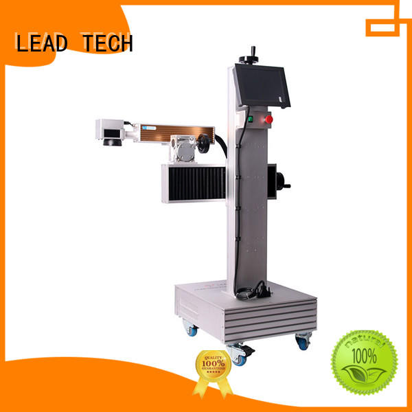 LEAD TECH batch coding machine promotional top manufacturer