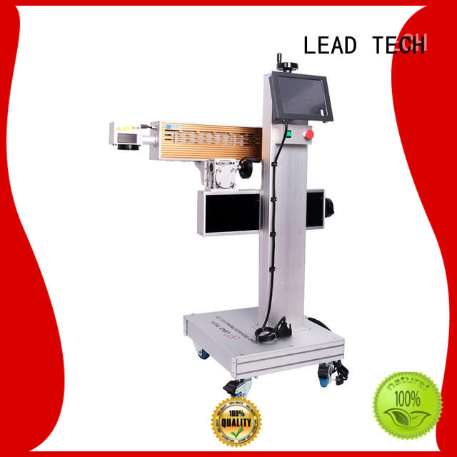 LEAD TECH commercial batch coding machine promotional top manufacturer
