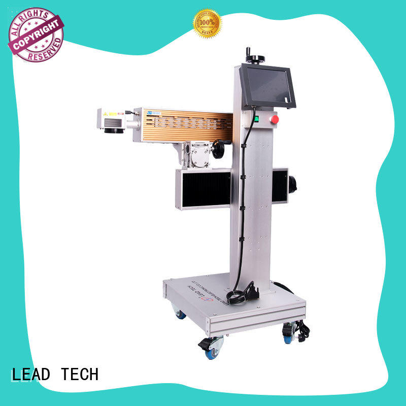 LEAD TECH laser marking machine fast-speed at discount