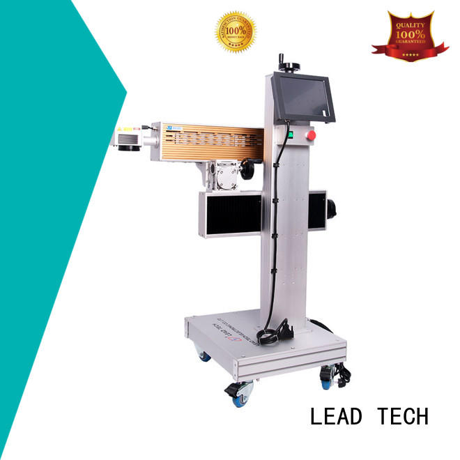 aluminum structure batch coding machine fast-speed for sale