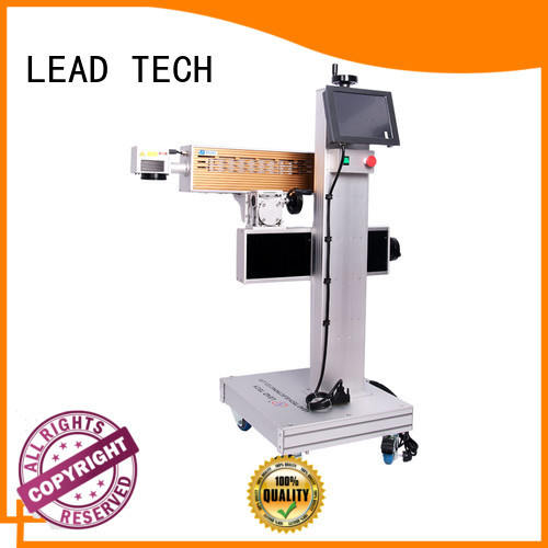 dustproof laser marking machine easy-operated for sale
