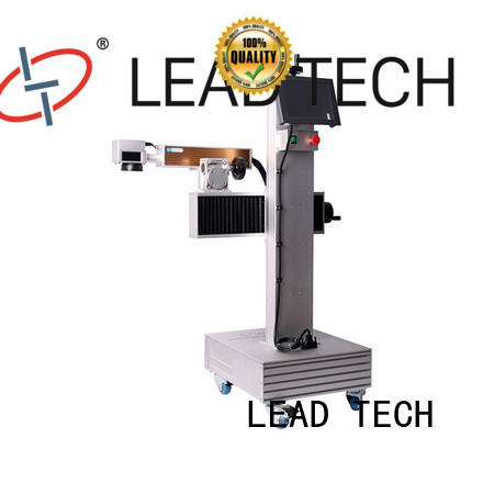 LEAD TECH commercial laser etching printer promotional for sale