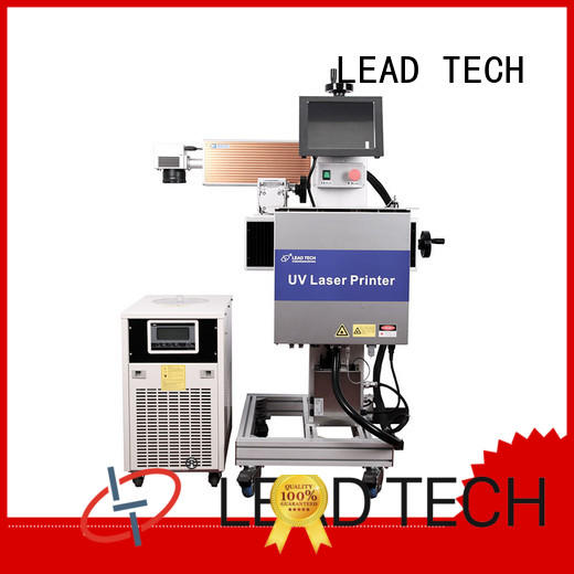 LEAD TECH laser etching printer easy-operated top manufacturer