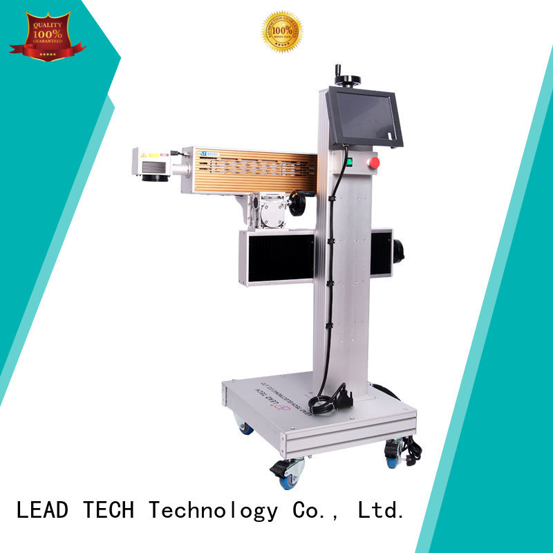 LEAD TECH commercial batch code printer easy-operated at discount