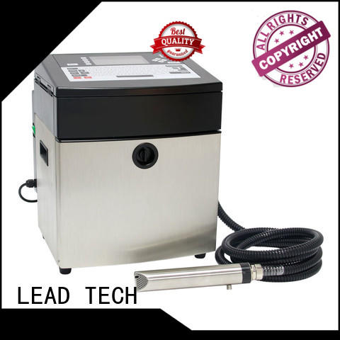 LEAD TECH inkjet coder OEM from best fatcory